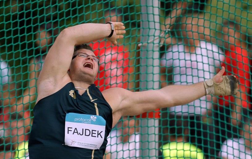 Paweł Fajdek /AFP