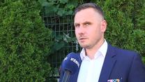 Paweł Golański dla Interii: Czas będzie pracował na korzyść Kapustki. Wideo