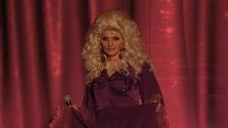 Paweł Góral jako Violetta Villas