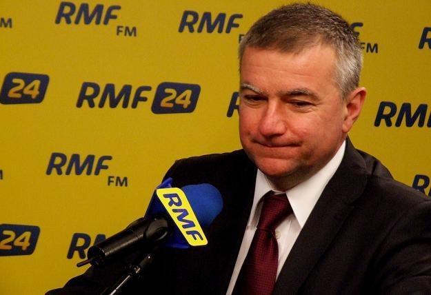 Paweł Graś /RMF