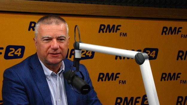 Paweł Graś /RMF FM