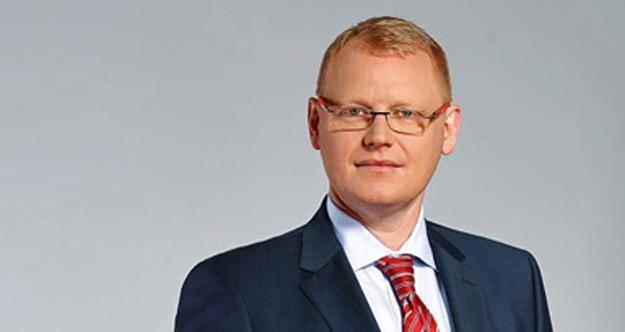 Paweł Gruza, podsekretarz stanu w MF /Informacja prasowa