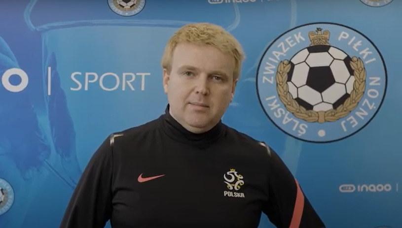 Paweł Grycmann sprawdził się w Śląskim Związku Piłki Nożnej. Teraz spróbuje ożywić szkolenie w całym kraju /INTERIA.PL