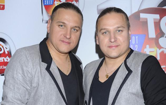 Paweł i Łukasz Golcowie /Jarosław Antoniak /MWMedia