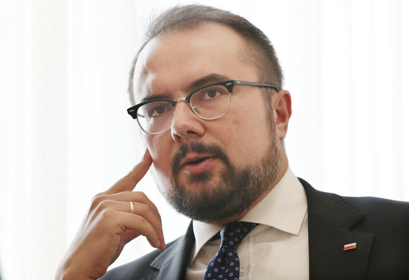 Paweł Jabłoński, wiceszef MSZ /AP Photo/Czarek Sokolowski /East News