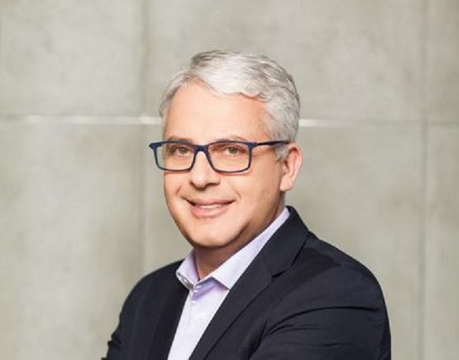 Paweł Jakubik, członek zarządu Microsoft Polska. /materiały prasowe