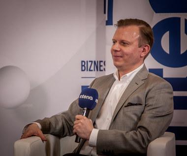 Paweł Jakubowski, prezes spółki Polskie LNG