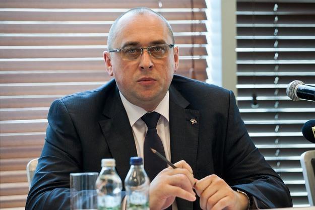 Paweł Jarczewski, prezes Puław. Fot Krystian Maj /Reporter