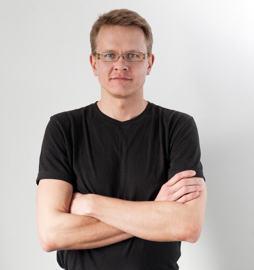 Paweł Jarmołkowicz, założyciel firmy Harimata /INTERIA.PL