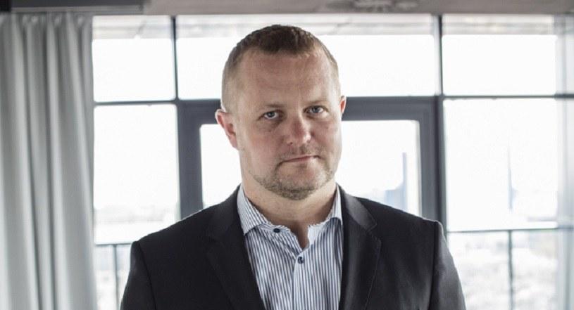 Paweł Jarski, prezes  Elemental Holding /PAP