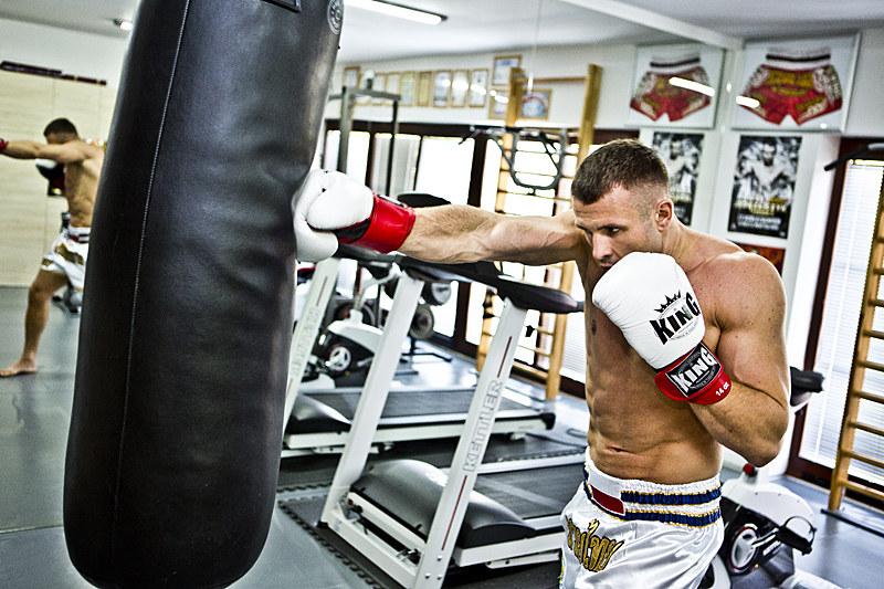 Paweł Jędrzejczyk, fot. Michał Nowicki /Kickboxing24.pl
