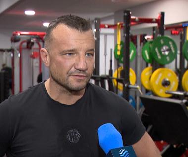 Paweł Jóźwiak: W końcu po ośmiu latach FEN doczekał się swojego domu. WIDEO (Polsat Sport)
