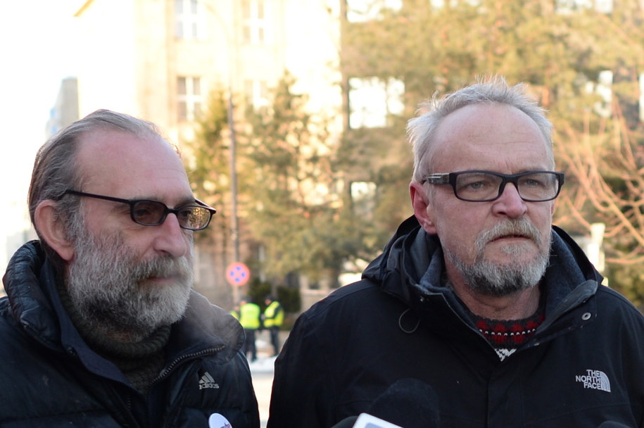 Paweł Kasprzak i Wojciech Kinasiewicz /PAP/Jacek Turczyk /PAP