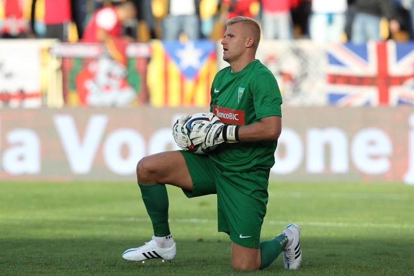 Paweł Kieszek od lat grał na południu Europy /Carlos Rodrigues / Contributor /Getty Images