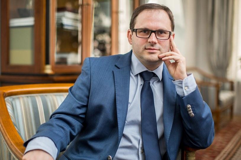 Paweł Kisiel, prezes Grupy Atlas. Żródło: Grupa Atlas /materiały prasowe