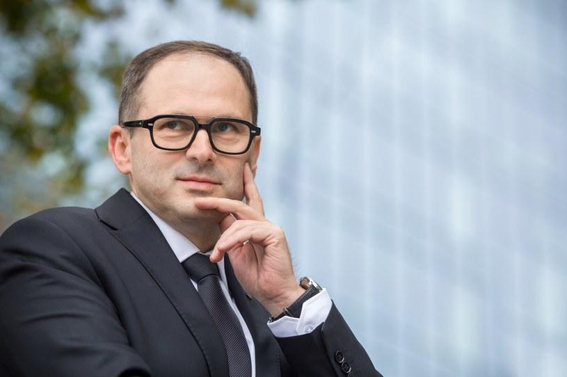 Paweł Kisiel, prezes Grupy Atlas. Źródło: Grupa Atlas /materiały prasowe