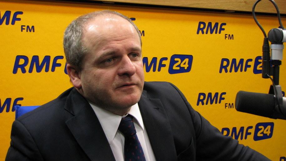 Paweł Kowal /Michał Dukaczewski /Archiwum RMF FM