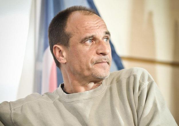 Paweł Kukiz coraz śmielej wkracza w świat polityki (fot. Marek Barczyński) /East News