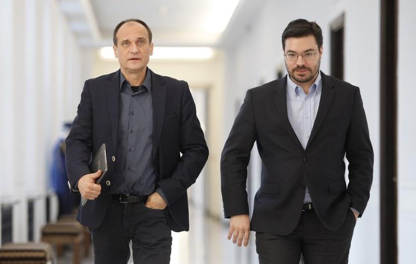 Paweł Kukiz i Stanisław Tyszka /Stefan Maszewski /Reporter