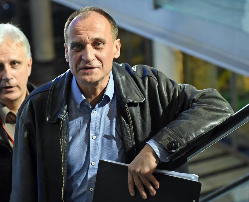 Paweł Kukiz - lider ruchu Kukiz'15 /AFP