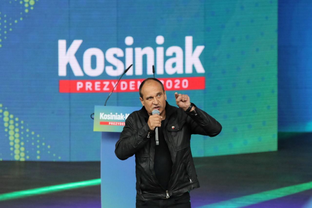 Paweł Kukiz o wyniku Kosiniaka-Kamysza: Kiepski, słaby