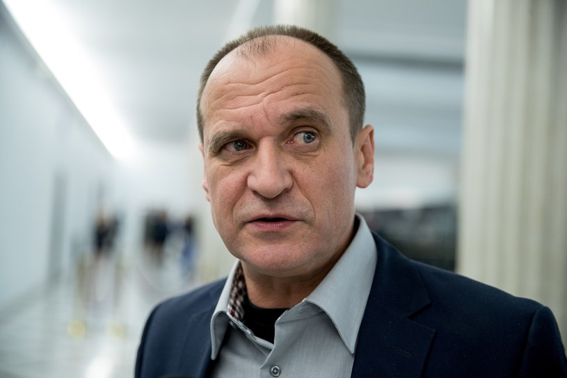 Paweł Kukiz wzywa do debaty liderów ogólnopolskich komitetów wyborczych /fot. Andrzej Iwanczuk /Reporter