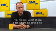 Paweł Kukiz: Znam w Polsce frakcje, które można porównać do terrorystycznych