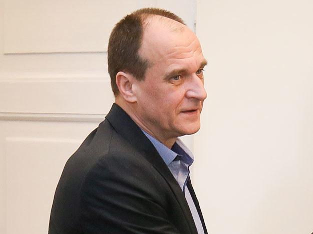 """Paweł Kukiz: """"Żyjemy w partiokracji, a nie demokracji"""" /Paweł Supernak /PAP"""