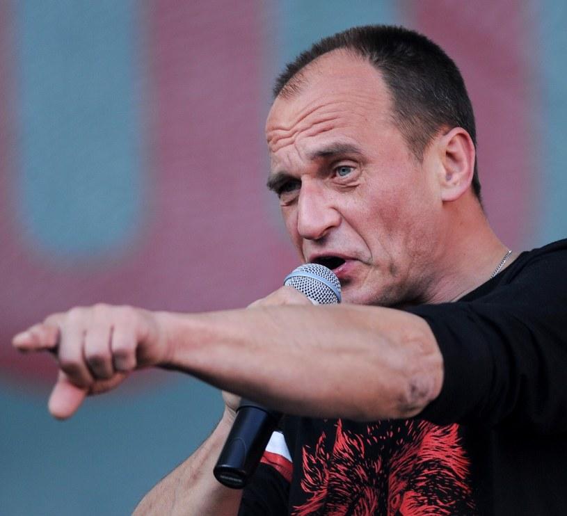 Paweł Kukiz /Przemek Świderski /East News