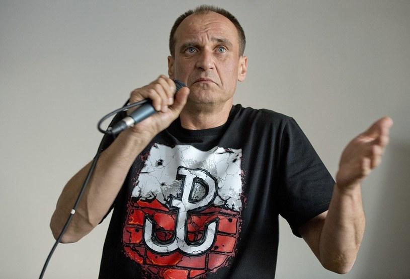 Paweł Kukiz /PIOTR TRACZ/REPORTER /East News