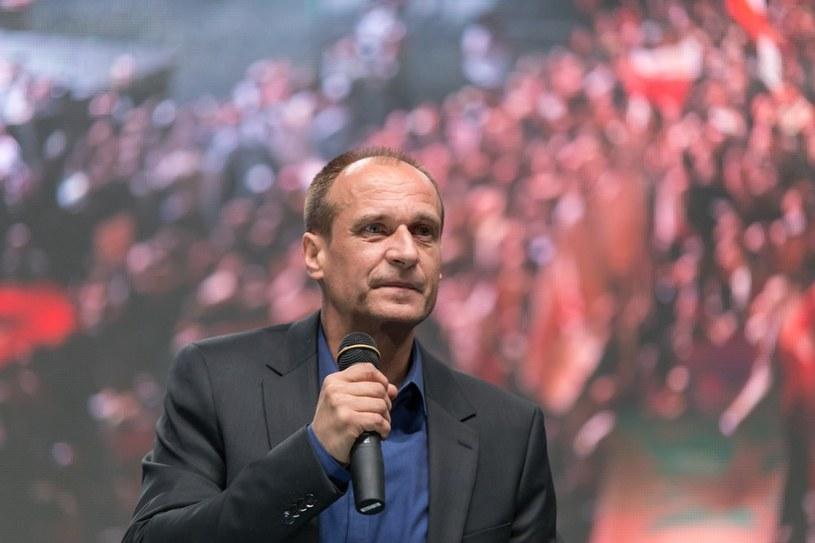 Paweł Kukiz /Krzysztof Kaniewski/REPORTER /East News
