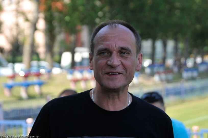 Paweł Kukiz /Hubert Bierndgarski/REPORTER /East News