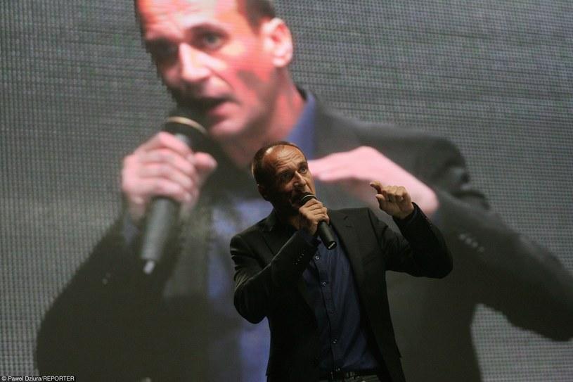 Paweł Kukiz /Paweł Dziura /Reporter