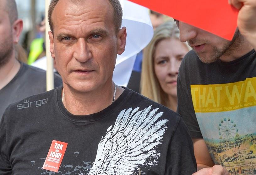 Paweł Kukiz /Marcin Obara /PAP
