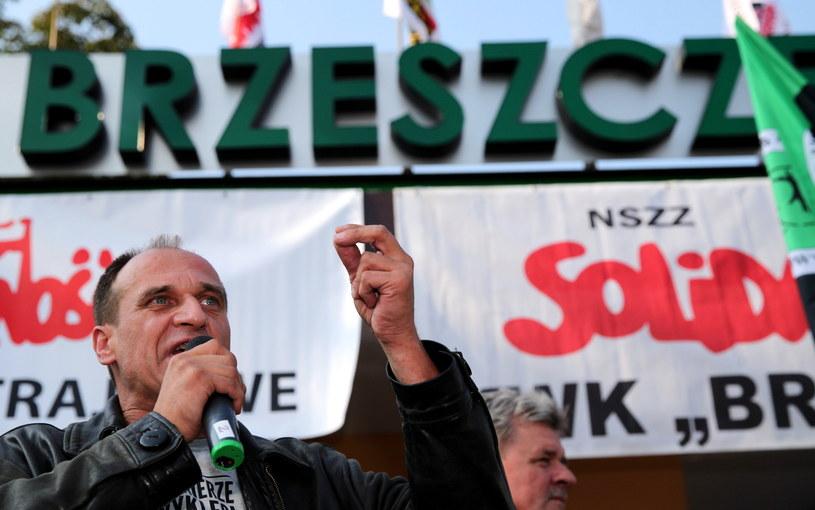 Paweł Kukiz /Andrzej Grygiel /PAP