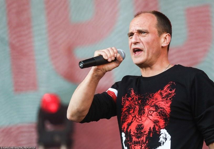 Paweł Kukiz /KAROLINA MISZTAL/REPORTER /East News