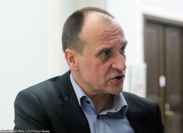 Paweł Kukiz /STANISLAW KOWALCZUK /East News