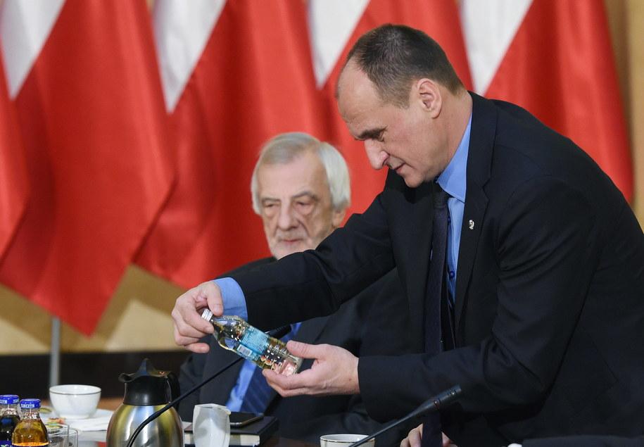 Paweł Kukiz /Radek Pietruszka /PAP