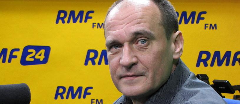 Paweł Kukiz /AFP/RMF FM