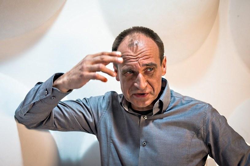 Paweł Kukiz /Andrzej Langie /East News