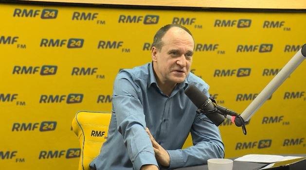 Paweł Kukiz /RMF