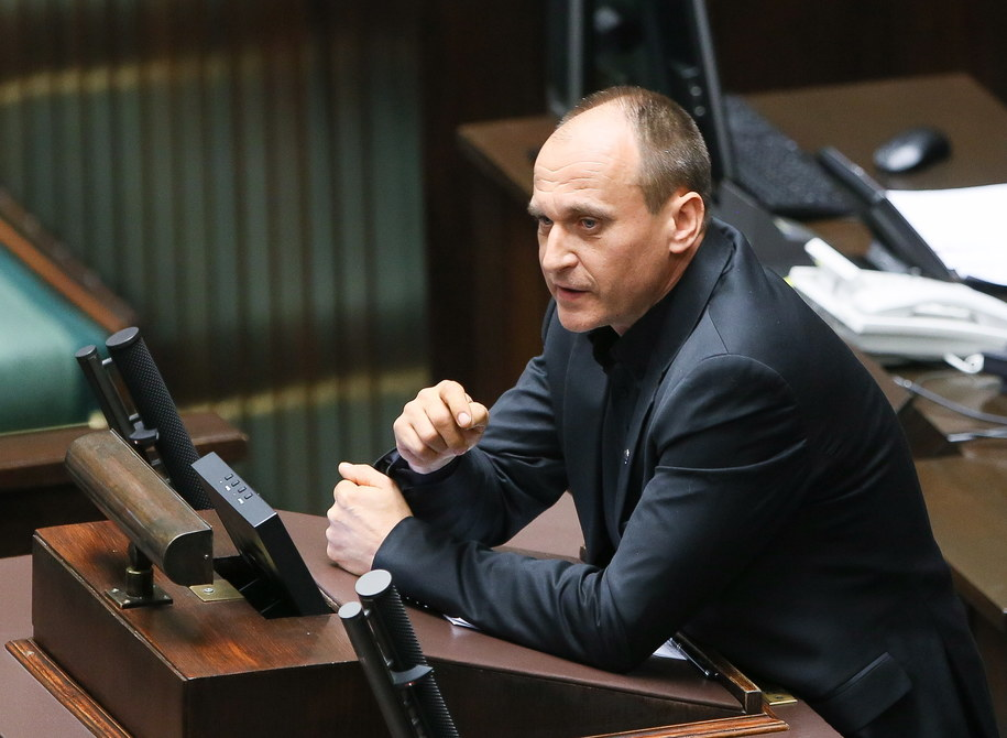 Paweł Kukiz /Paweł Supernak /PAP