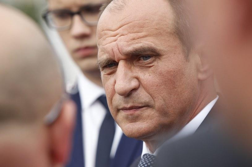 Paweł Kukiz /Stefan Maszewski /Reporter