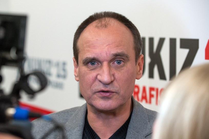 Paweł Kukiz /Grzegorz Krzyzewski/REPORTER /East News