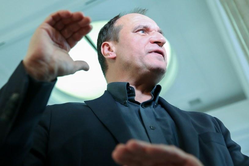 Paweł Kukiz /fot. Andrzej Iwanczuk/REPORTER /East News
