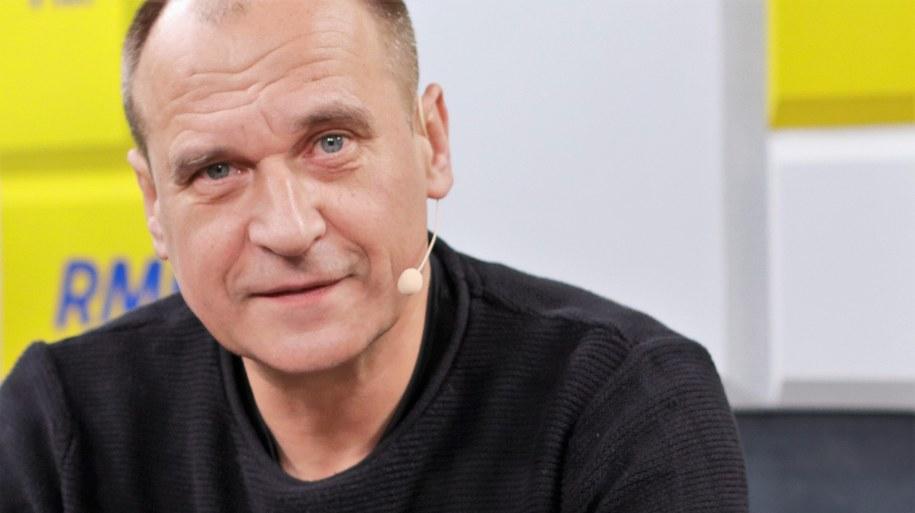 Paweł Kukiz /Jarosław Gawłowski /RMF FM
