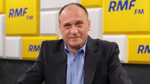 Paweł Kukiz /Karolina Bereza /RMF FM