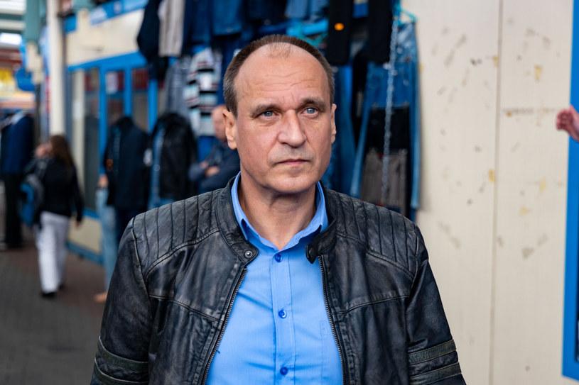 Paweł Kukiz /ROBERT STACHNIK/REPORTER /Reporter