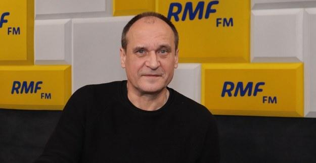 Paweł Kukiz /Piotr Szydłowski /Archiwum RMF FM