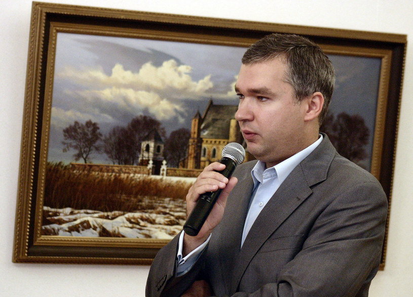 Paweł Łatuszka /Dominik Pisarek /Reporter